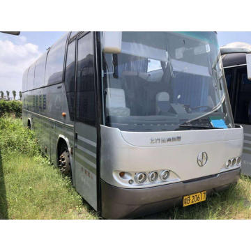 used yuyong bus with 40 seats