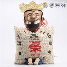 OEM travel relax folding pillow