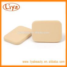 Китай поставщик не латекса компактный порошок слойка для макияжа