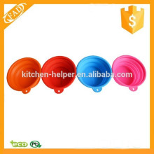 Professional Soft and Flexible Silicone Collapsible Multi-Function Pet Bowl