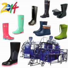 Máquina de fabricación de calzado de PVC Hm-618-2c