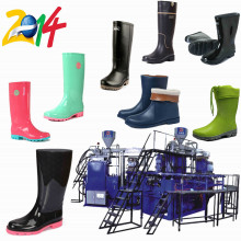 Machine de fabrication de chaussures en PVC Hm-618-2c