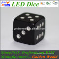 bunte LED-Aluminiumlegierungswürfel