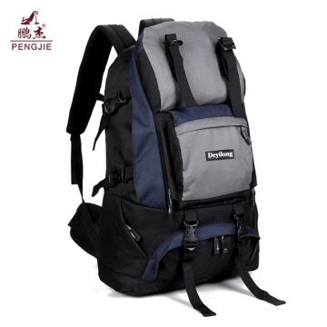 Hiking Outdoor Bag Waterproof Nylon Sky Travel Backpack