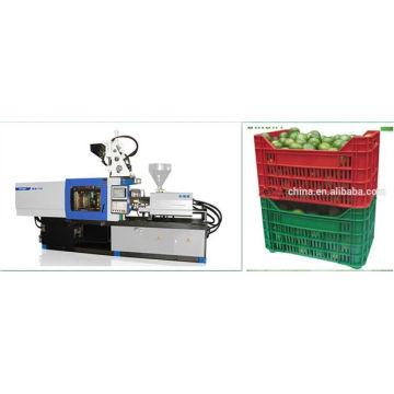 Machines de moulage par Injection de boîtes de fruits en plastique