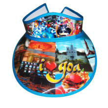 Fahionale New Style Lenticular 3D Adulto Hat