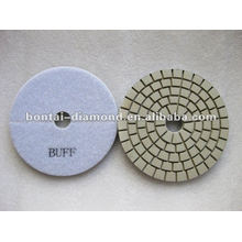 Velcro Marble Polishing Pads