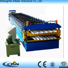 High Speed Double Layer Roll Forming Machine