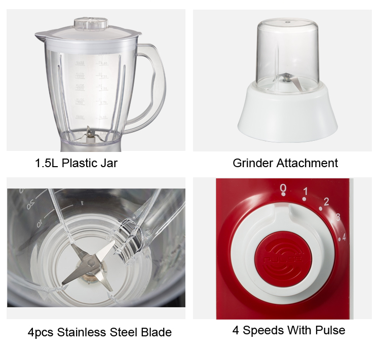 Home Best Blender With Food Processor