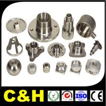 OEM e Custom CNC Usinagem Precisão Alumínio Fittings / Peças sobressalentes para