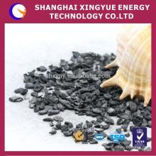Высокая адсорбционная ореха активированный уголь для фильтрации газообразных примесей