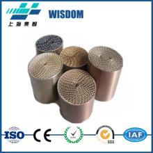 Substrat métallique de revêtement