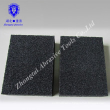 100*70*25mm low density aluminum oxide sanding sponge block grit P60