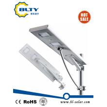 Luz de calle solar del LED 30W con el poste IP65