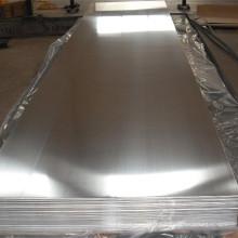5754 Feuille d'aluminium pour les produits marins et aérospatiaux