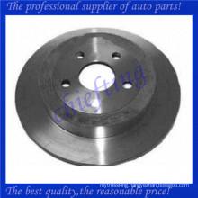 DF4533 MDC1330 5085650AA high performance brakes for chrysler neon