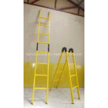Corrimão de FRP / material de construção / escada de etapa da fibra de vidro