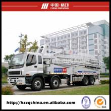 Nouveau Hzz5381thb de camion pompe Concret de la Chine
