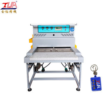 energy-saving pvc custom souvenir manufacturing machine