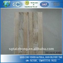 Thick Natural Ash Veneer Blockboard For Door