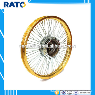 Raios de roda moto de 36 raios de alto desempenho