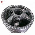 peças de usinagem de peças de fundição de alumínio