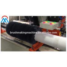 Máquina de escova de rolo CNC