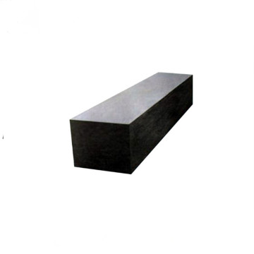 Pet coke extracted high density graphite block