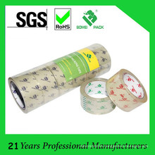 Box Sealing Tape, OPP Packing Tape, Super Crystal Clear Adhesive Tape