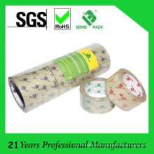 Супер Ясная Слипчивая круг Производитель БОПП ленты/ упаковочная лента / полипропиленовая лента