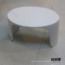 Small size artificial stone elegant kitchen stools