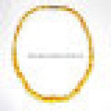 Semi Precious Stone Crystal Cintrine Necklace