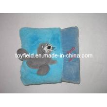Almofada de pelúcia Plush Dolphin Almofada de almofada de pelúcia