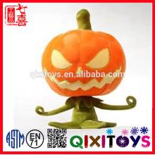 Halloween party toy halloween chapeau de citrouille jouets pour animaux de compagnie