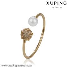 51778 xuping achats en ligne bijoux élégants, bracelet manchette populaire