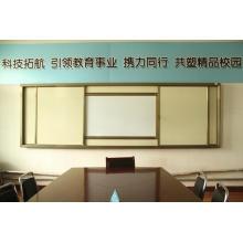 Golden Quality Sliding Whiteboard for TV Screen or Smart Board