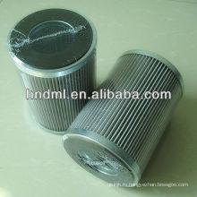 Замена фильтрующего элемента гидравлического масла FILTREC R660G25, патрон фильтра деталей турбины