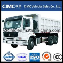 Caminhão basculante HOWO 6X4 371HP 15cbm
