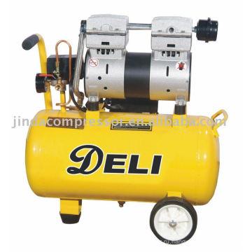 850W бесшумные нефть бесплатно воздушный компрессор