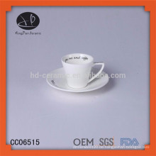 Neue Produkte Großhandel Tee Kaffeetassen / Tassen Porzellan billig