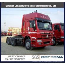 HOWO с колесной формулой 6x4 336hp на тягач грузовик