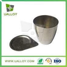 Cadinho de níquel puro para Refrectory Material de fusão