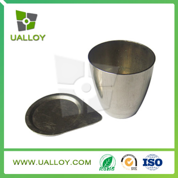 Crucible/Pure Nickel Crucible (30ml, 50ml, 100ml)