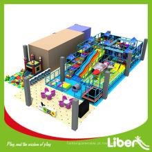 Aprovado pela CE Hihg Qualidade Fun Indoor Playground Equipment