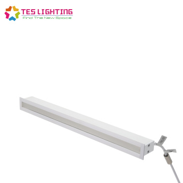 luci led wall washer da incasso al neon