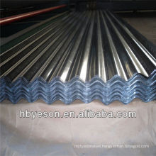 galv. corrugated roofing sheets
