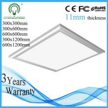 China 5 años de garantía 300 * 300 19W luz del panel del techo LED
