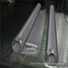 Food grade stainless steel wire mesh for screen mesh