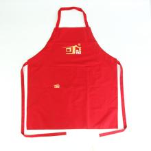 Kefei high quality Cotton apron custom print painting apron