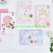 30PCS Per Set Hollowed-out Design Paper Post Card